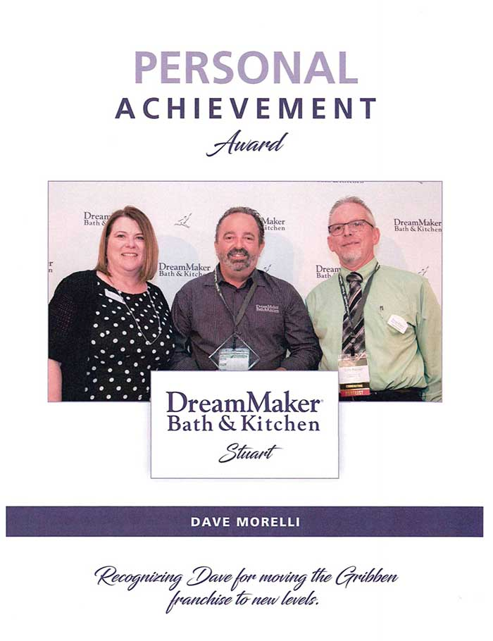 DreamMaker Franchise Awards