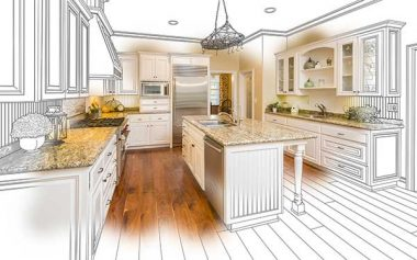 Kitchen Renovation Architecture