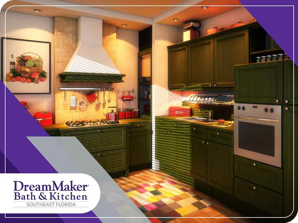 Pleasing Painted Vs Stained Kitchen Cabinets Home Interior And Landscaping Thycampuscom